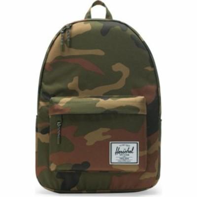 ハーシェル サプライ Herschel Supply Co. メンズ バックパック・リュック バッグ herschel classic x-large backpack Woodland Camo