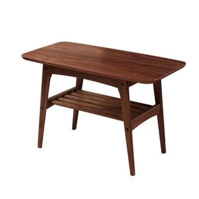 サイドテーブル センターテーブル ウッド 木目調 北欧 リビング ダイニング おしゃれ ブラウン テイスト Tomte トムテ コーヒーテーブル Sサイズ TAC-227WAL