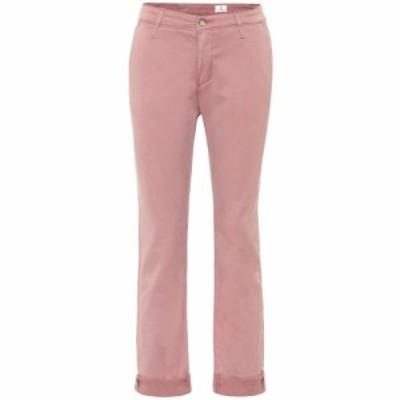 エージージーンズ AG Jeans レディース ジーンズ・デニム チノパン ボトムス・パンツ Caden Chino mid-rise straight jeans French Rose