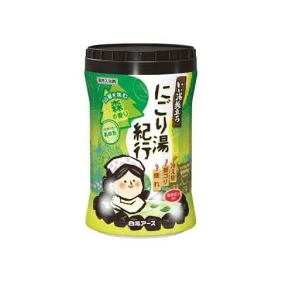 【あわせ買い2999円以上で送料無料】いい湯旅立ち にごり湯紀行 森の香り 600g