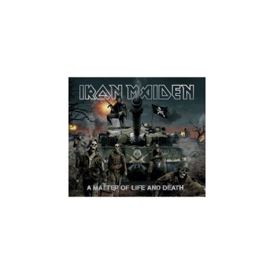 A MATTER OF LIFE AND DEATH [REMASTERED EDITION]【輸入盤】▼/IRON MAIDEN[CD]【返品種別A】