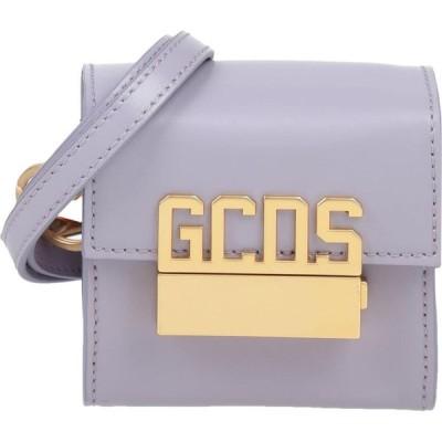 ジーシーディーエス GCDS レディース ショルダーバッグ バッグ Shoulder Bag Lilac