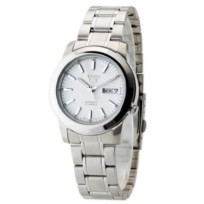 セイコー SEIKO 男性用 腕時計 メンズ ウォッチ ホワイト SNKE49