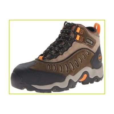 Timberland PRO Men's Mudslinger Mid Waterproof Lace-Up Fashion Sneaker,Brown Nubuck,10.5 M US【並行輸入品】