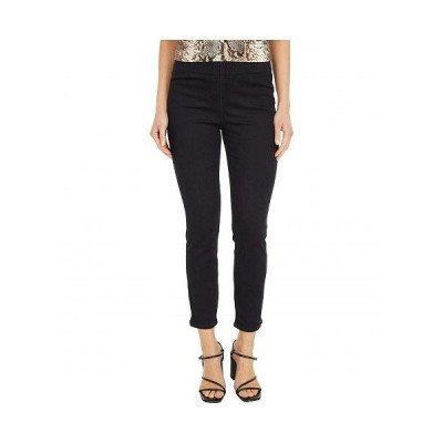 NYDJ エヌワイディージェー レディース 女性用 ファッション ジーンズ デニム Skinny Ankle Pull-On Jeans in Cool Embrace(R) Denim with Side Slits in Nau..