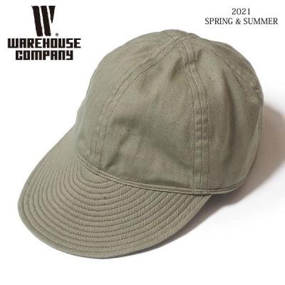 ウエアハウス Lot 5233 A-3 TYPE U.S.ARMY AIR FORCE CAP ミリタリーキャップ 帽子 WAREHOUSE[納期未定][2021年春夏新作 ]