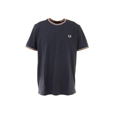 フレッドペリー(FRED PERRY) TWIN TIPPED Tシャツ M1588-738 21SS (メンズ)