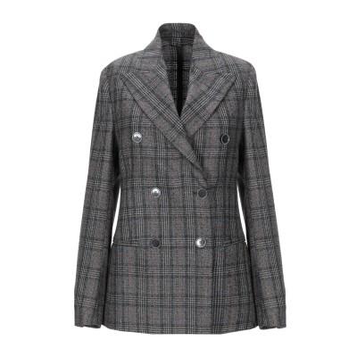 イレブンティ ELEVENTY テーラードジャケット スチールグレー 38 ウール 100% テーラードジャケット