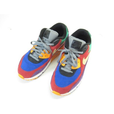NIKE ナイキ AIR MAX 90 QS VIOTECH CD0917-600 30.0cm スニーカー 靴 #UT6368