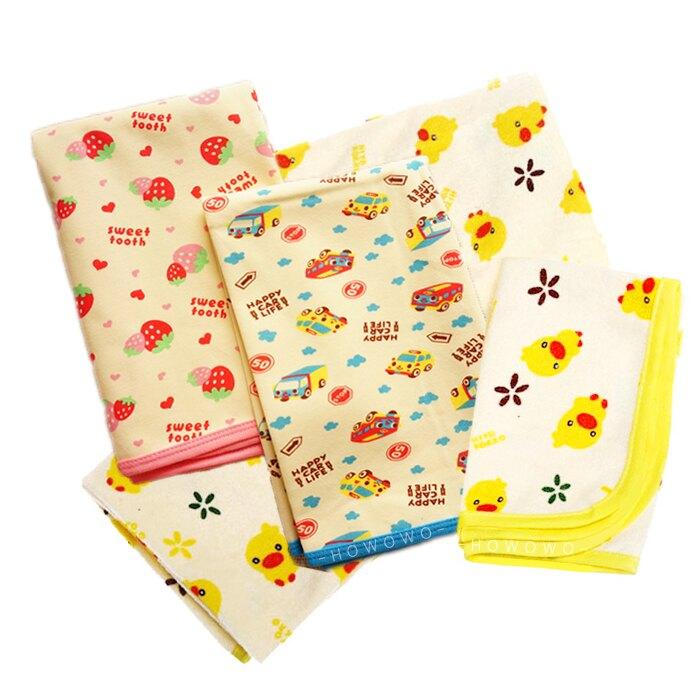 嬰兒尿墊 卡通棉質尿墊 尿布墊 70X60cm 防水尿墊 透氣 兒童尿墊 生理墊 看護墊 RA12001 寵物墊