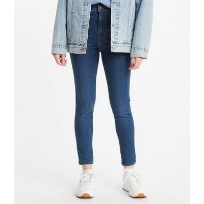 リーバイス レディース デニムパンツ ボトムス Levi'sR Mile High Woven Stretch Super Skinny Jeans