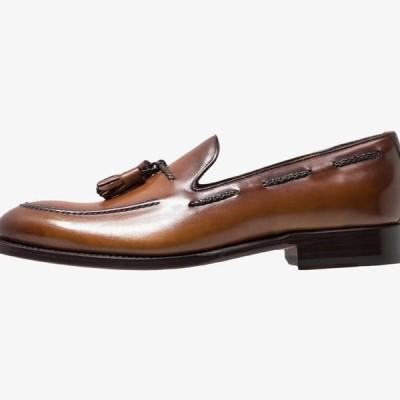 コードウェイナー メンズ 靴 シューズ Smart slip-ons - turin castagna/turin espresso
