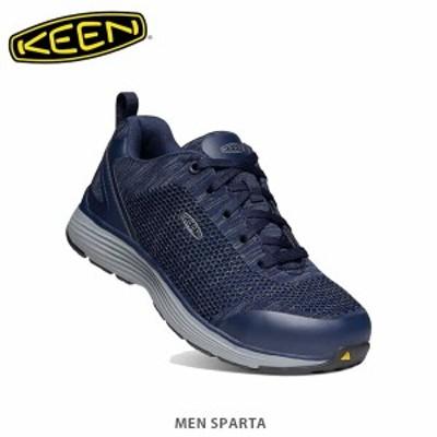 送料無料 KEEN キーン スニーカー メンズ スパルタ SPARTA MEN 1023209 MoodIndigo×Magnet KEE01071023209 国内正規品