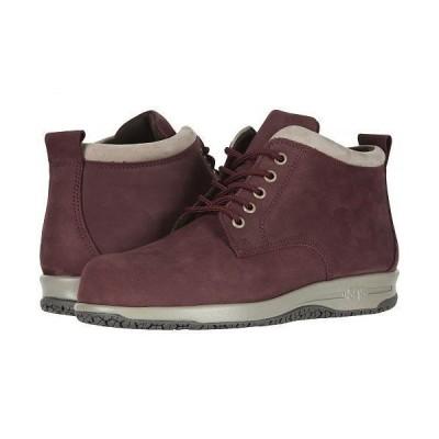 SAS サス レディース 女性用 シューズ 靴 ブーツ アンクル ショートブーツ Gretchen - Red/Taupe