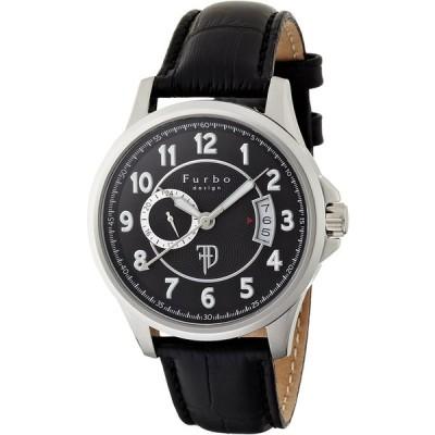 美品F9013SBKBK フルボ 箱なし時計