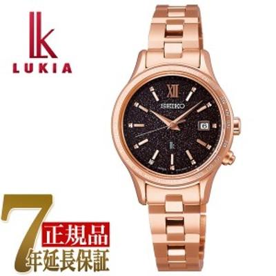 セイコー SEIKIO ルキア LUKIA Standard Collection 2020 ソーラー電波 レディース 池田エライザ イメージキャラクター 腕時計 SSVV062