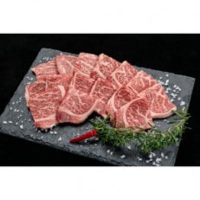 熊野牛 ロース・焼肉用 500g(粉山椒付)【すさみ町】