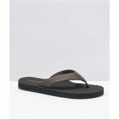 コビアン COBIAN SHOES メンズ サンダル シューズ・靴 Cobian The Costa Chocolate Sandals Brown