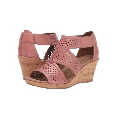 Cobb Hill コッブヒル レディース 女性用 シューズ 靴 ヒール Janna Caged - Pink