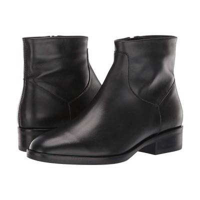 クラークス Pure Rosa レディース ブーツ Black Leather