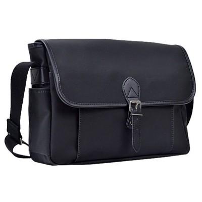 アンディハワード ANDY HAWARD 帆布コートシリーズ 日本製 豊岡製鞄 メンズ ショルダーバッグ 33687-1H ブラック ブラック