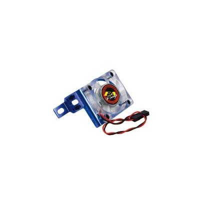 イーグル(EAGLE)/3450-BL/アジャスタブル・クーリングファンスタンド[ブルー](30x30x6.5mmファン付)7.2V