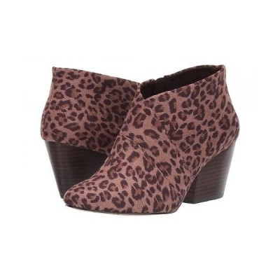 Bella-Vita ベラヴィータ レディース 女性用 シューズ 靴 ブーツ アンクルブーツ ショート Kira II - Leopard Super Suede