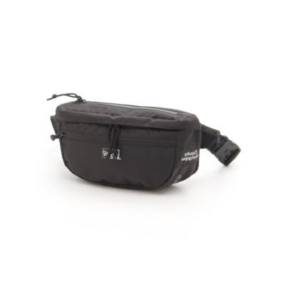 CANDY LOGO EXPLORER WAIST BAG (BLACK)