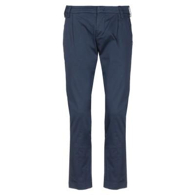 アントレ アミ ENTRE AMIS パンツ ブルー 36 コットン 97% / ポリウレタン 3% パンツ