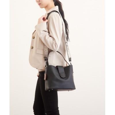 COLLARS / 付け替えベルト付高機能バッグ WOMEN バッグ > ハンドバッグ