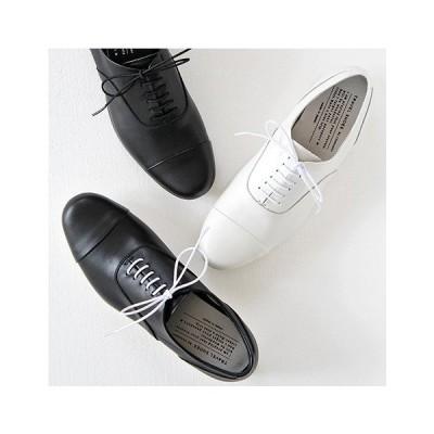 TRAVEL SHOES by chausser トラベルシューズバイショセ ストレートチップレースアップシューズ TR-001 レディース 靴