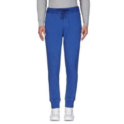 OBVIOUS BASIC パンツ ブルー L コットン 100% パンツ