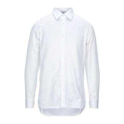 DUNHILL シャツ ホワイト 39 コットン 100% シャツ