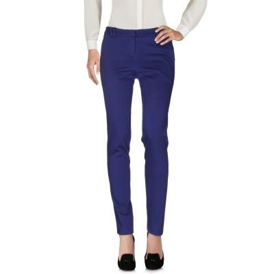 HANITA パンツ ブルー 40 レーヨン 70% / ナイロン 24% / ポリウレタン 6% パンツ
