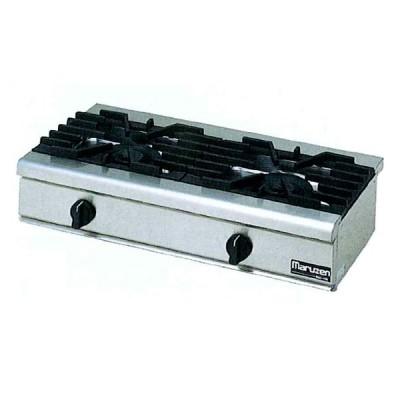 マルゼン ガステーブルコンロ NEWパワークックシリーズ 幅900×奥行450×高さ200(mm) RGC-094D (旧 RGC-094C )