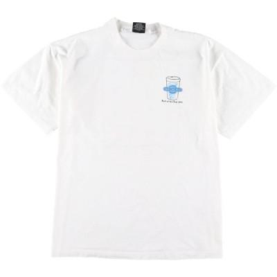 90年代 SIGNAL SPORT プリントTシャツ USA製 メンズXL ヴィンテージ /eaa156770