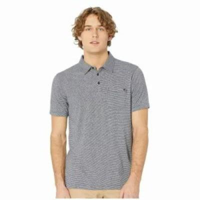 リップカール ポロシャツ All in Polo Off-White