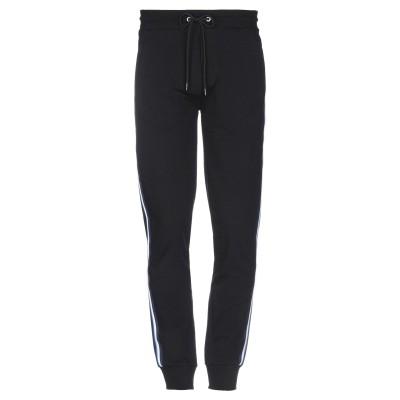 ビッケンバーグ BIKKEMBERGS パンツ ブラック XS コットン 95% / ポリウレタン 5% / ポリエステル パンツ