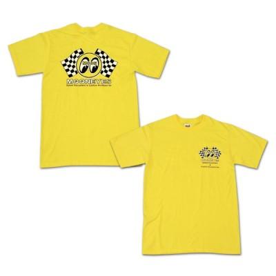 ムーンアイズ Checker MOON Tシャツ