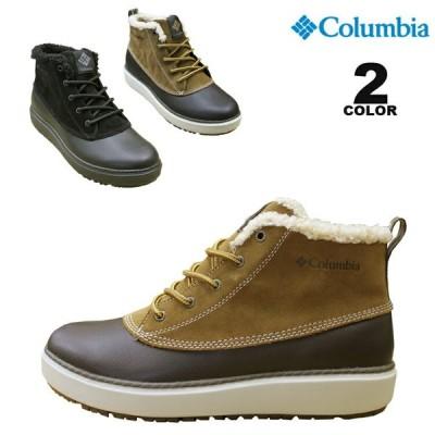 【SALE】コロンビア スポーツウェア ブーツ Columbia SAPLAND DUCK WATERPROOF OMNI-HEAT BOOTS サップランド ダック ウォータープルーフ 防水 保温 全2色