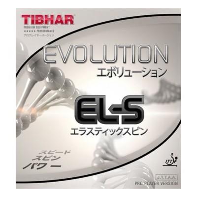 ◆ エボリューション EL-S ティバー TIBHAR 卓球 ラバー