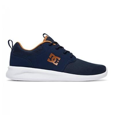 サーフィン DC Mens Midway Sn Navy Shoes Size 8.5