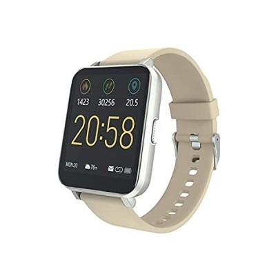 【送料無料】YIRSUR Smart Watch 2020 Ver. for Android & iOS, HD Touch Screen Fitness Tra