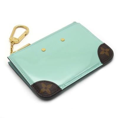 【送料無料】ルイヴィトン Louis Vuitton LV ポシェット・クレ M63854 ヴェルニ ミロワール コインケース キーケース兼用 カラー:パラディッソ【1SH0914】