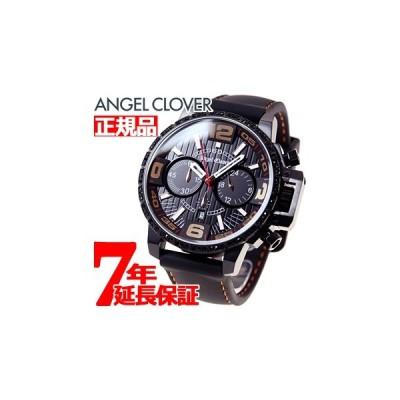 店内ポイント最大24倍!エンジェルクローバー 限定モデル 腕時計 メンズ NTC48BBK-LIMITED Angel Clover