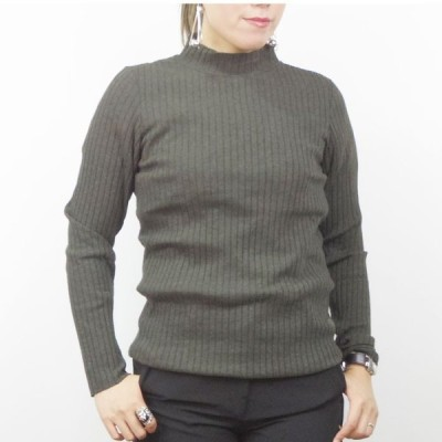 G-STAR RAW ジースターロウ レディース Xinva Slim Funnel T-Shirt (D09735-9196) リブ カットソー 長袖 [正規品]