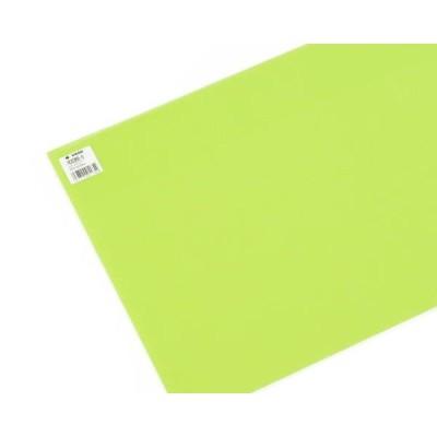 株式会社光 RCB365-5 カラーボード板 300×600mm レモンイエロー