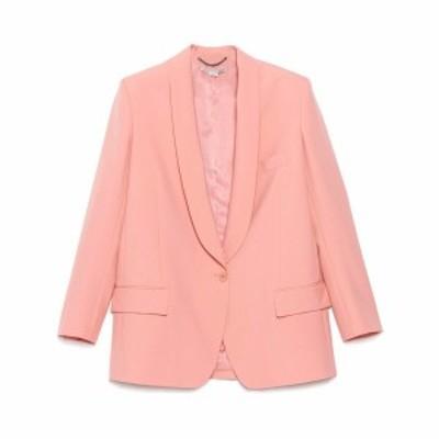 STELLA MCCARTNEY/ステラ マッカートニー Pink Boyfriend singlebreasted blazer レディース 春夏2020 600773SOA416601 ju
