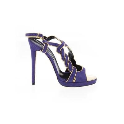 レディース 靴 ヒール パンプス Pre-Owned Oscar De La Renta Women's Size 40 Heels
