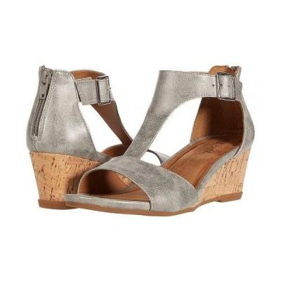 EuroSoft ユーロソフト レディース 女性用 シューズ 靴 ヒール Sharni - Silver/Gold